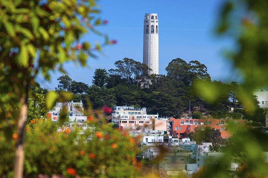 San-Francisco Coit Tower